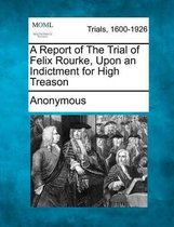 A Report of the Trial of Felix Rourke, Upon an Indictment for High Treason