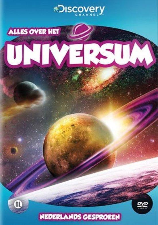 Cover van de film 'Alles Over Het Universum'