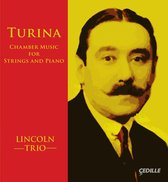 Chamber Music For Strings And Piano