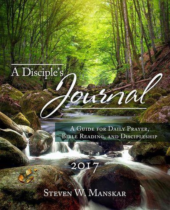 A Disciple's Journal 2017