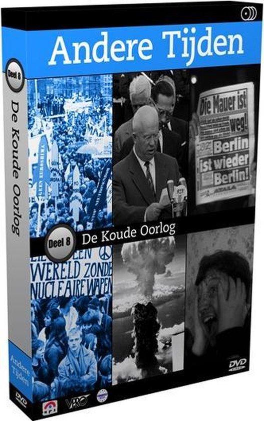 Cover van de film 'Andere Tijden - Deel 8: De Koude Oorlog'