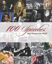 Boek cover 100 Speeches That Changed the World van Colin Salter (Hardcover)