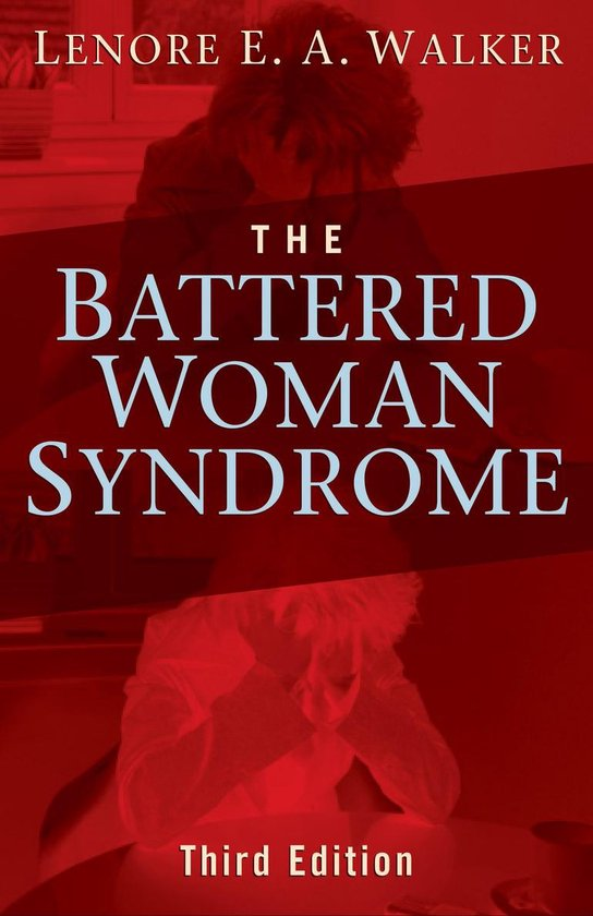 Omslag van The Battered Woman Syndrome, Third Edition