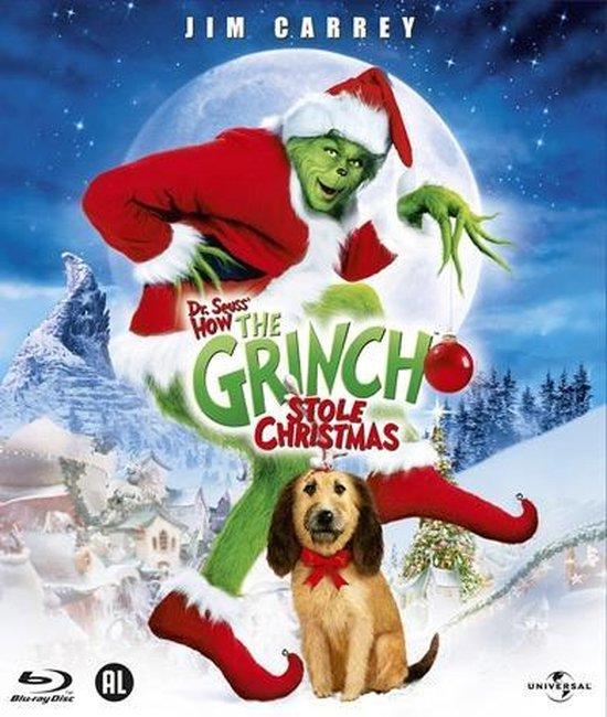 Cover van de film 'Grinch'