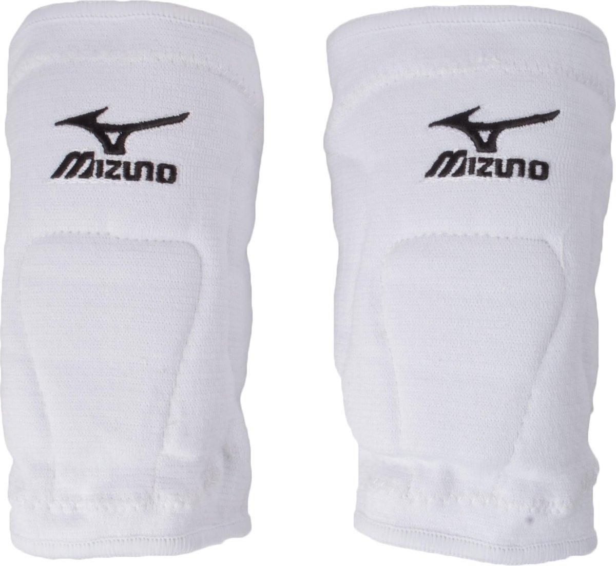 Mizuno KniebeschermerVolwassenen - wit Maat XL