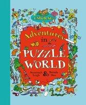 Boek cover Adventures In Puzzle World van Susannah Leigh