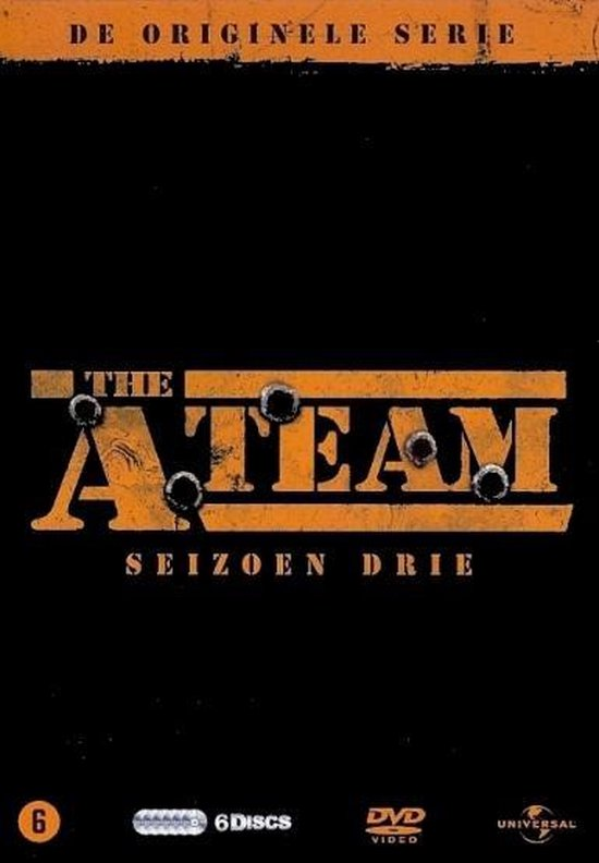 Cover van de film 'A-Team'