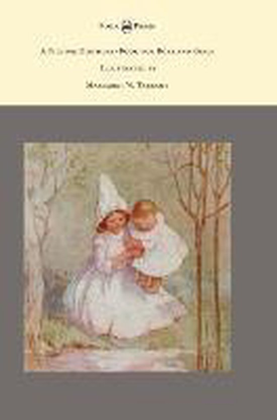 A Picture Birthday-Book for Boys and Girls - Illustrated by Margaret W. Tarrant