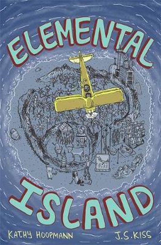 Boek cover Elemental Island van Kathy Hoopmann (Hardcover)
