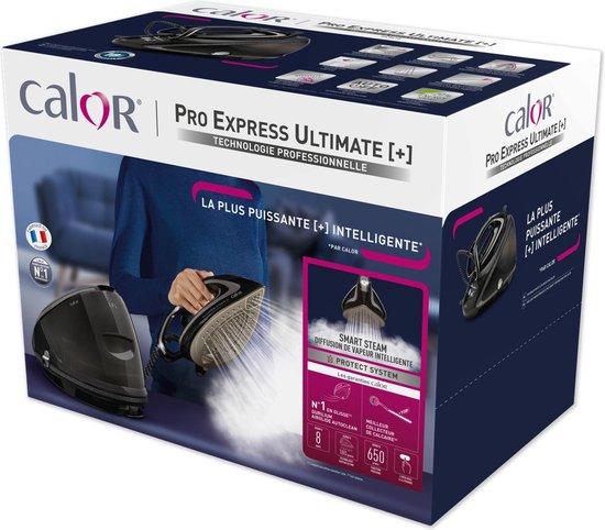 Calor Pro Express Ultimate+ GV9610C0 - Stoomgenerator