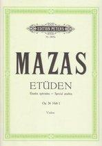 Etüden op. 36 / Etudes spéciales