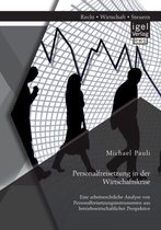 Personalfreisetzung in der Wirtschaftskrise