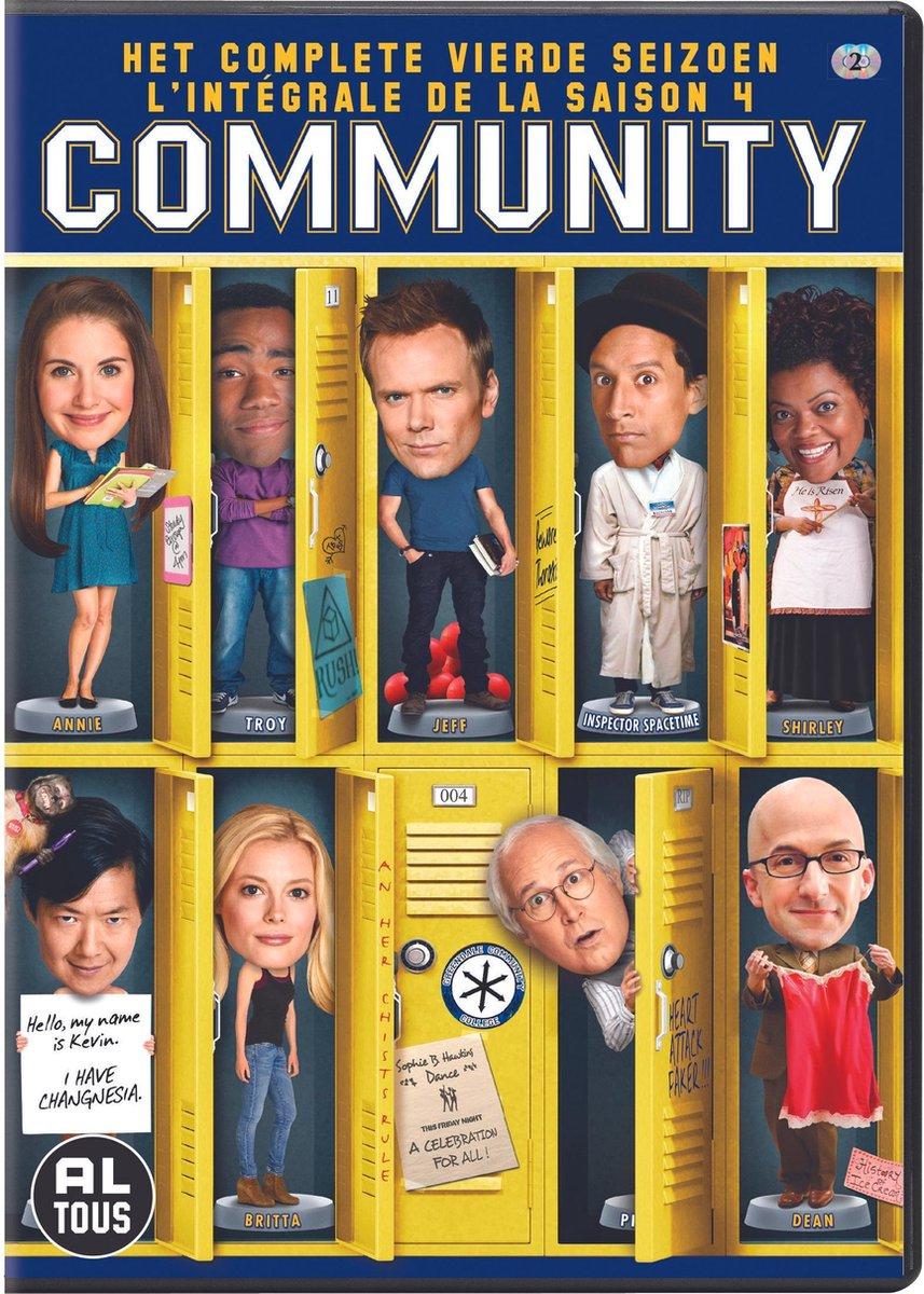 Community - Seizoen 4 -