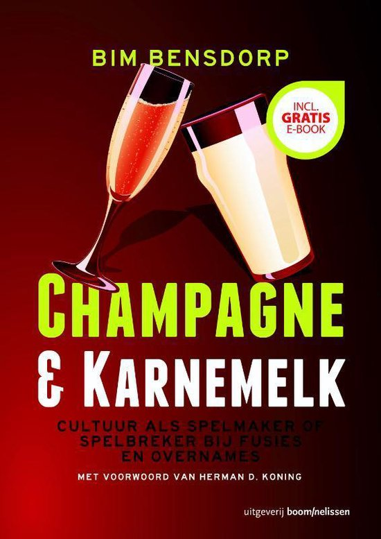 Champagne en karnemelk - Bim Bensdorp |