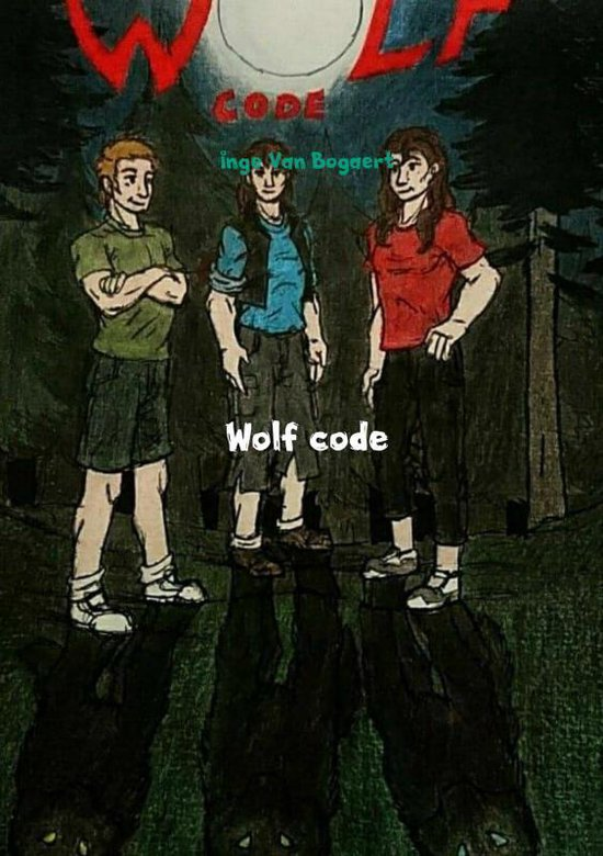 Wolf code - Inge van Bogaert  