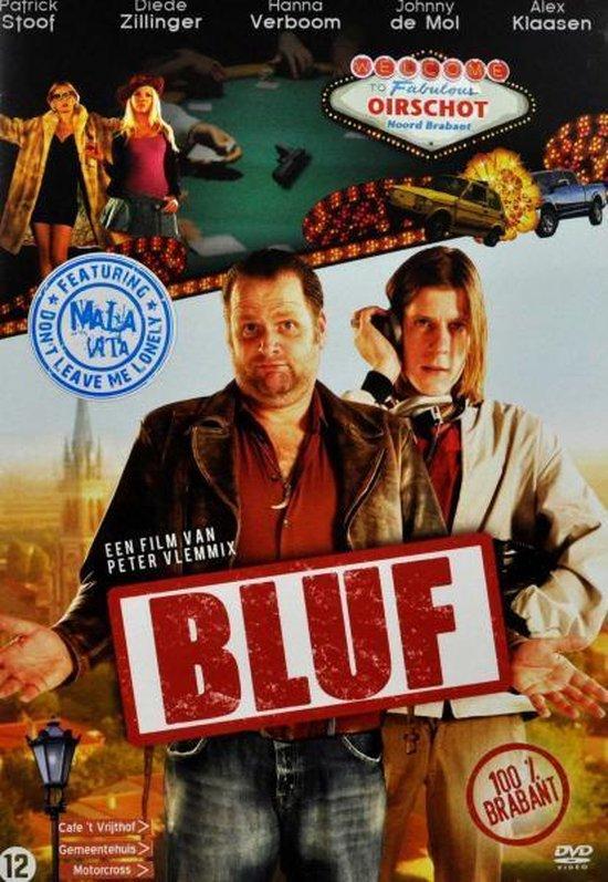 Cover van de film 'Bluf'