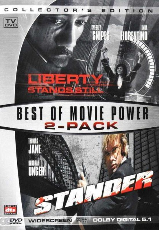 Cover van de film 'Liberty Stands Still/Stan'