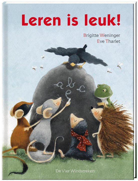 Leren is leuk! - Brigitte Weninger |