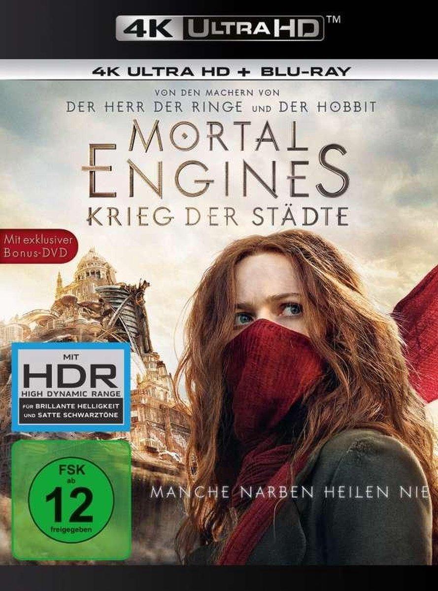 Mortal Engines (2018) (Ultra HD Blu-ray & Blu-ray)-