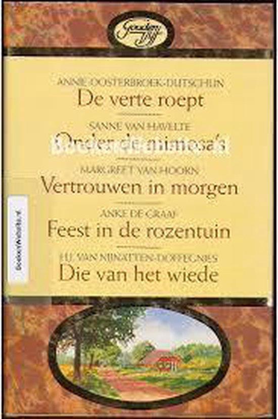 3 De verte roept Gouden vijf omnibus - Annie Oosterbroek-Dutschun |