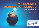 Boek cover Pocketboekjes  -   Omgaan met agressie op school van Paul Blum