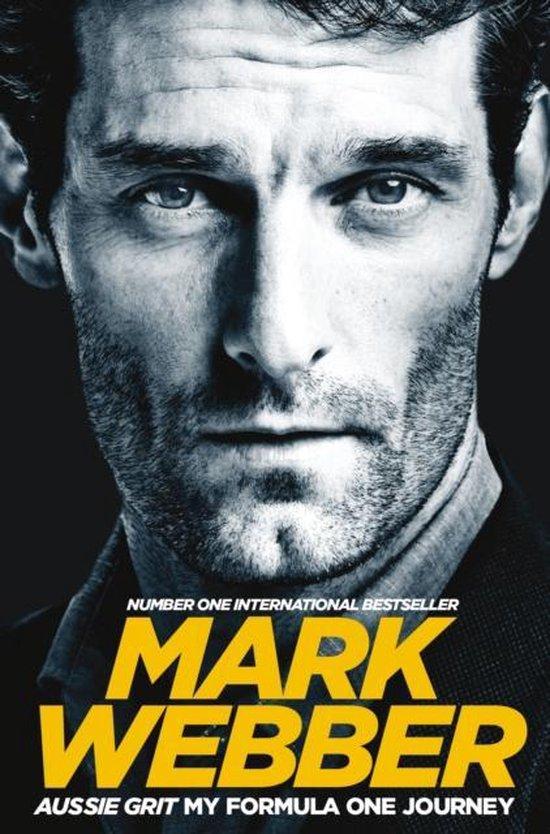 Boek cover Aussie Grit van Mark Webber (Paperback)