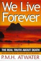 Omslag We Live Forever