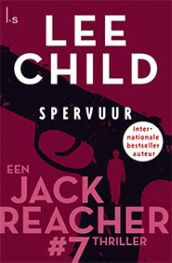Jack Reacher 7 - Spervuur