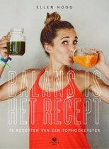Balans is het recept