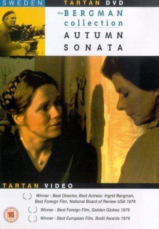 Cover van de film 'Autumn Sonata'
