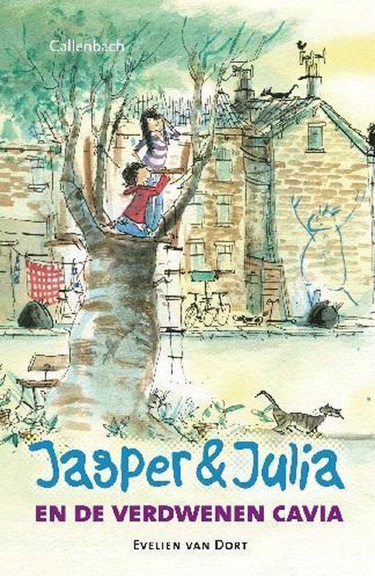 Jasper en Julia en de verdwenen cavia