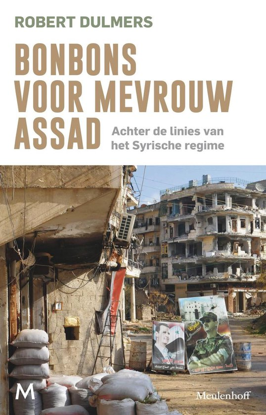 Bonbons voor mevrouw Assad - Robert Dulmers  