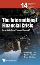 International Financial Crisis, The