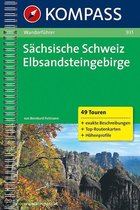 WF931 Sächsische Schweiz, Elbsandsteingebirge Kompass