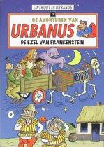 Urbanus 79 De ezel van Frankenstein