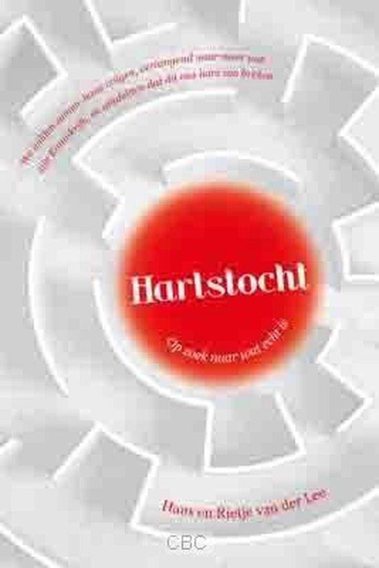 Cover van het boek 'Hartstocht' van Hans en Rietje van der Lee