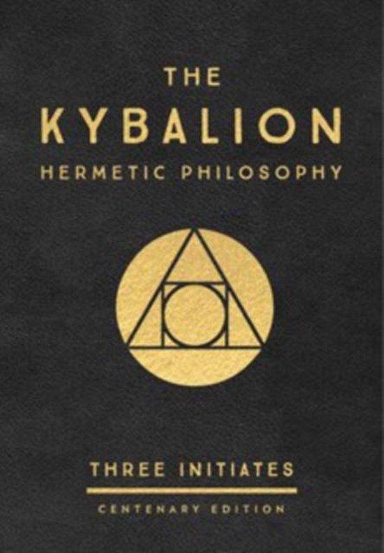 Boek cover The Kybalion van Three Initiates (Hardcover)