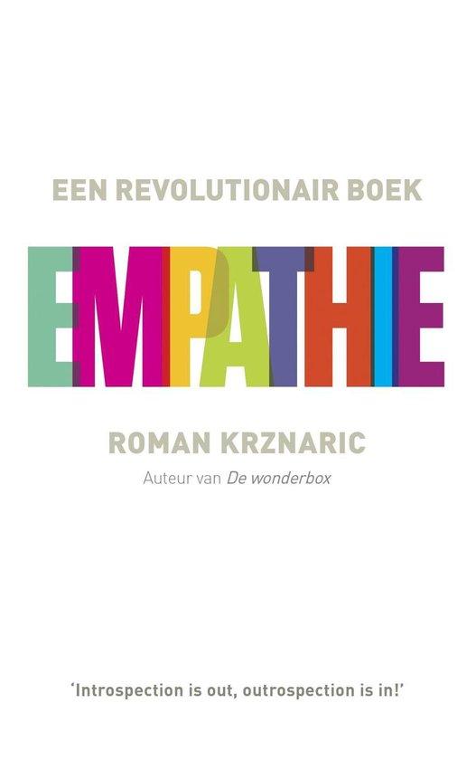 Boek cover Empathie van Roman Krznaric (Onbekend)