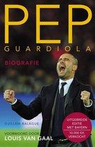 Boek cover Biografie Pep Guardiola van Guillem Balagué (Onbekend)