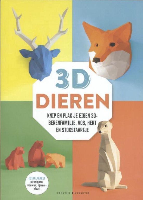 3D dieren - none   Readingchampions.org.uk
