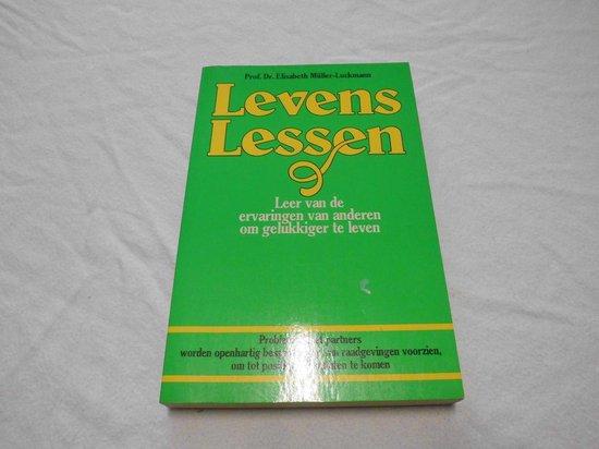 LEVENSLESSEN - Elisabeth Muller-Luckmann |