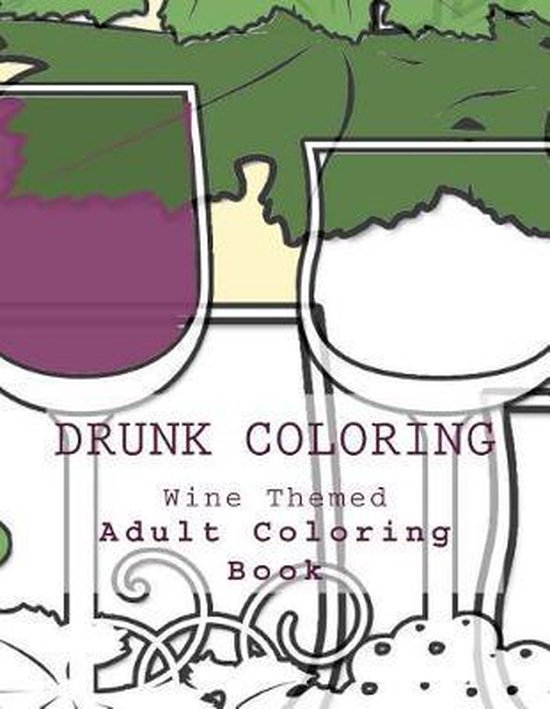 Drunk Coloring