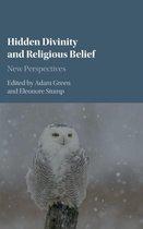 Boek cover Hidden Divinity and Religious Belief van Adam Green