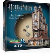 Wrebbit 3D Puzzle - Harry Potter The Burrow (415)