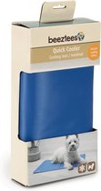Beeztees Quick Cooler Koelmat Izi - Hondenmat - Blauw - 65x50 cm