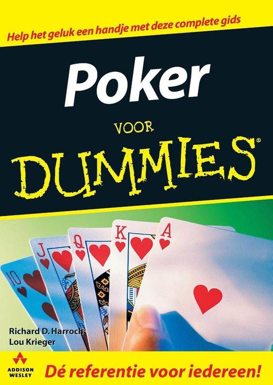Poker voor Dummies - Richard D. Harroch |