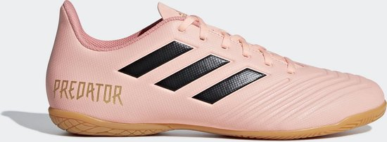 adidas PREDATOR TANGO 18.4 Indoor Voetbalschoenen Heren - Clear Orange/Core Black - adidas
