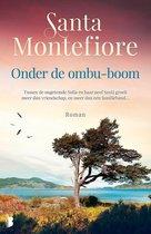 Boek cover Onder de ombu-boom van Santa Montefiore