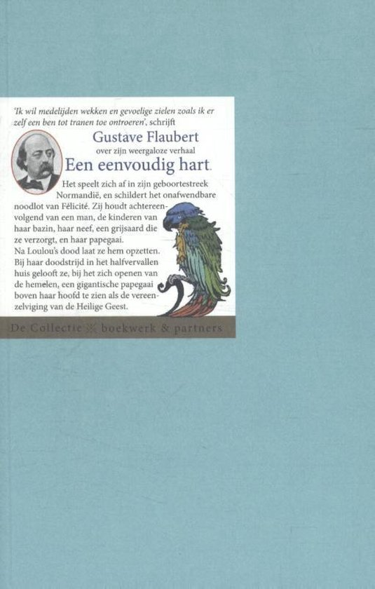Een eenvoudig hart - Gustave Flaubert pdf epub