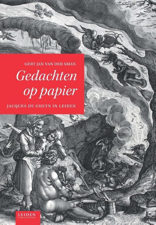 Cover van het boek 'Gedachten Op Papier'